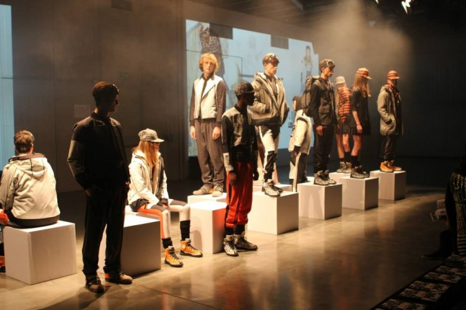 Academy of freelance makeup onitsuka tiger aw14 for for Milan fashion school