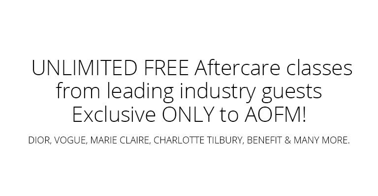 Academy Of Freelance Makeup | London Academy of Freelance Makeup | Aftercare & Support | London Makeup School